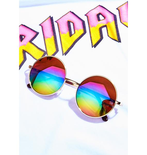 Burger And Friends Amnesia Sunglasses