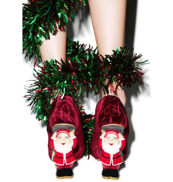 Irregular Choice Jingle Heels