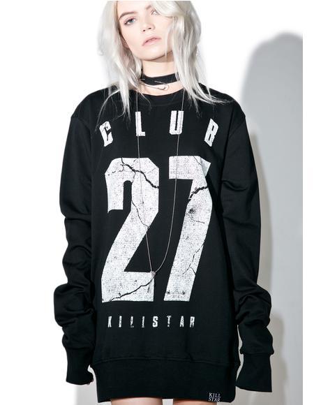 Club 27 Sweatshirt