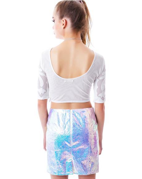 DNA Mini Skirt