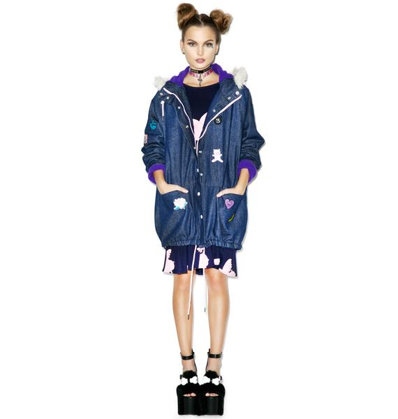 Lazy Oaf Collection Jacket