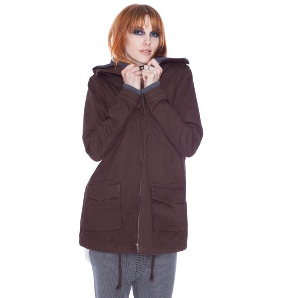 One Teaspoon Gruffalo Jacket