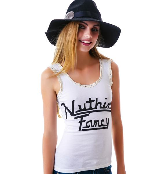 Bandit Brand Nuthin' Fancy Lace Tank