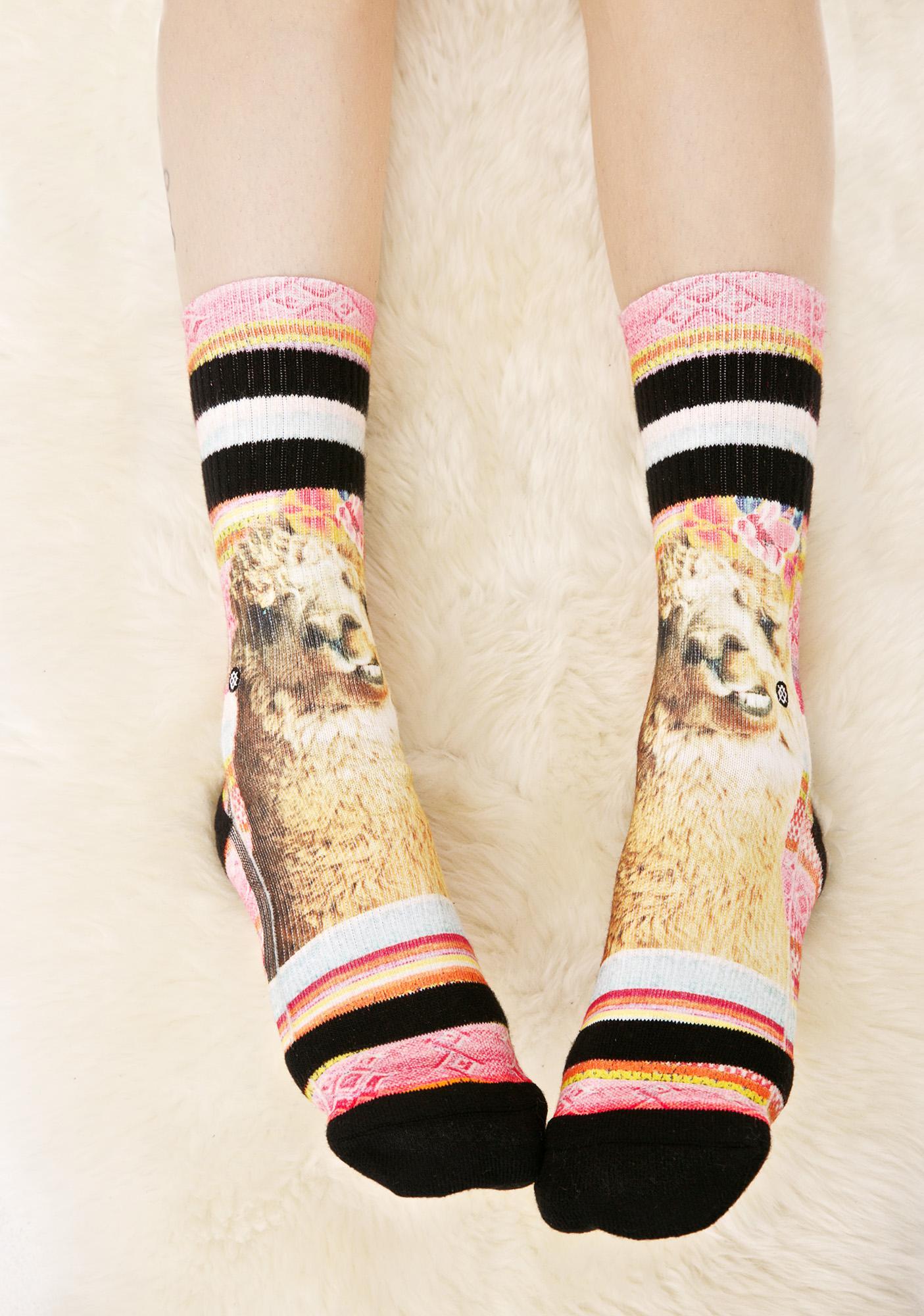 Stance Tina Classic Crew Socks