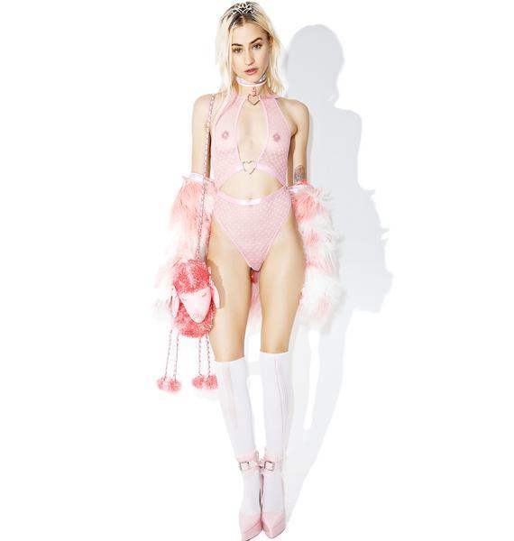 Sugarbaby Sugar Coated Cutout Bodysuit