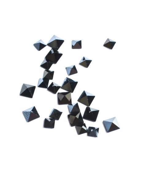 Punker Crystal Studs