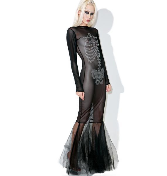 Dolls Kill Lovely Bones Dress