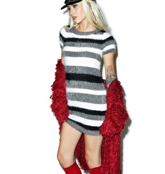 For Love & Lemons Fleetwood Sweater Dress