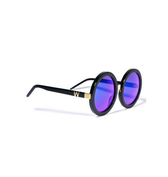 Wildfox Couture Malibu Deluxe Sunglasses