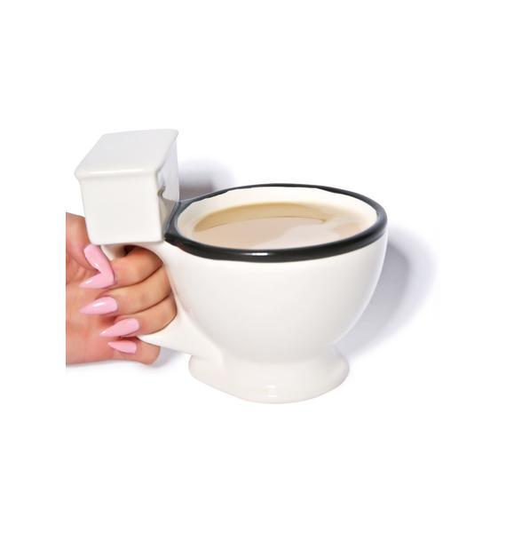 Flush 'Em Down Toilet Mug
