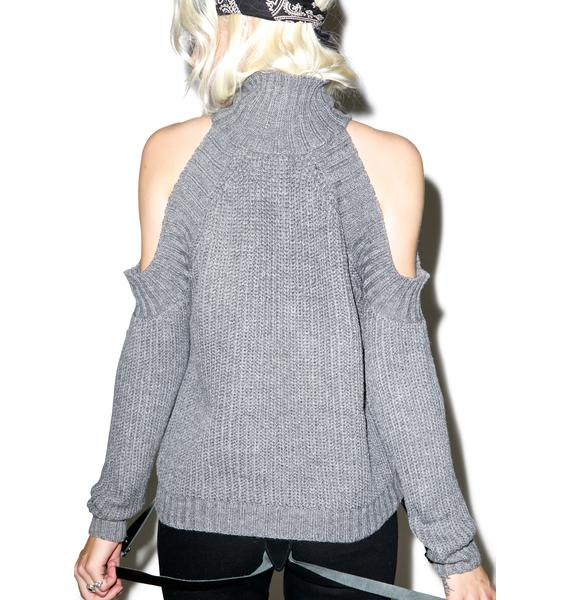 Just A Glimpse Sweater