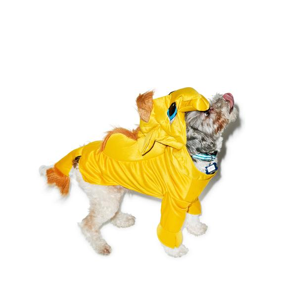 It's Hump Day Dog Costume