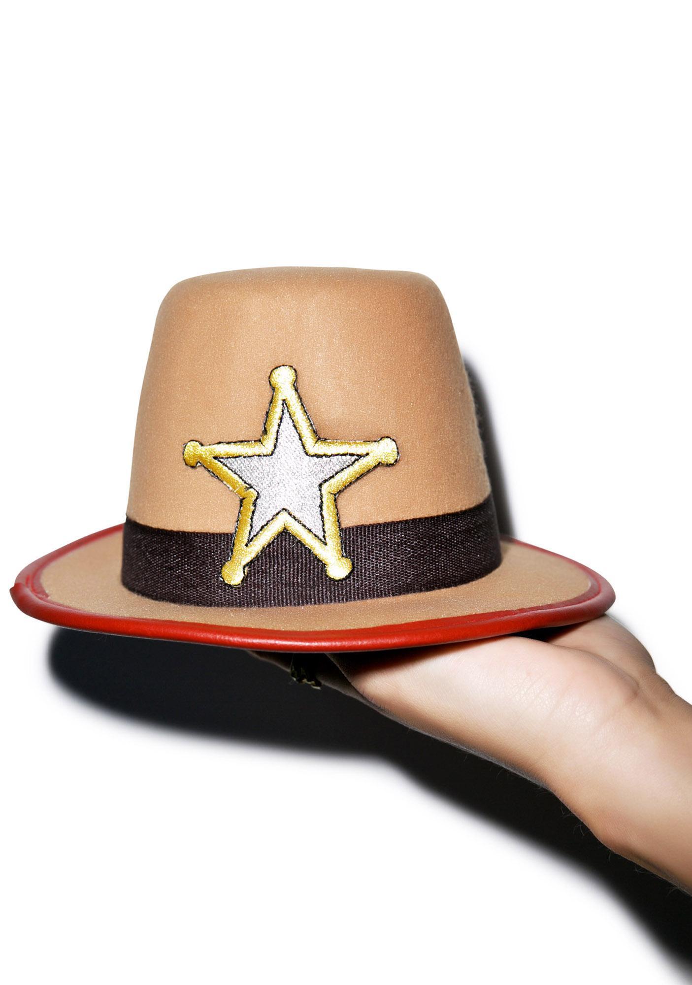 Ride 'em Cowboy Hat
