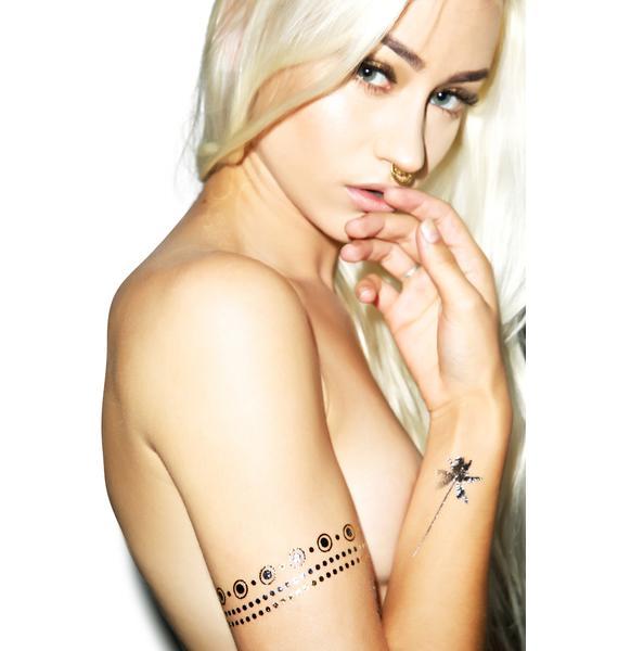 Dream Lover Temp Tattoo Set