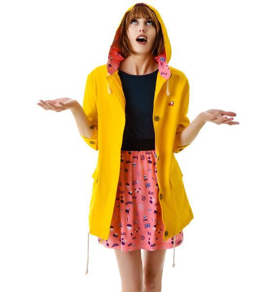 Glamour Kills The Rainy Daze Raincoat