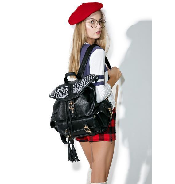 Dark Angel of Mine Backpack