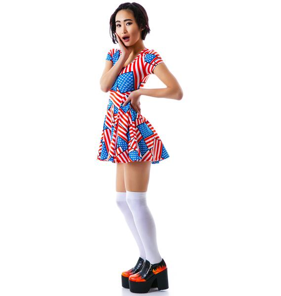 Joyrich Rich Land SKater Dress