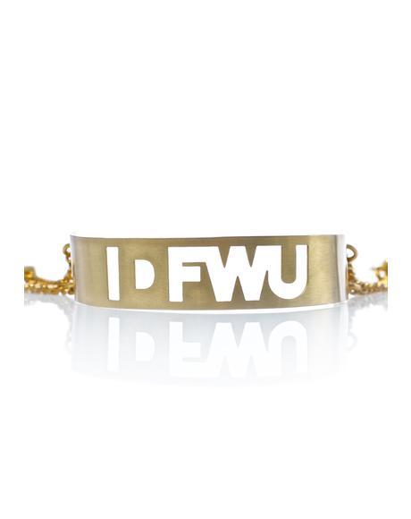 IDFWU Choker