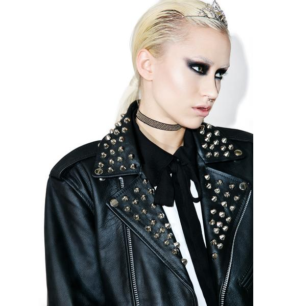 The Ragged Priest Temper Biker Jacket