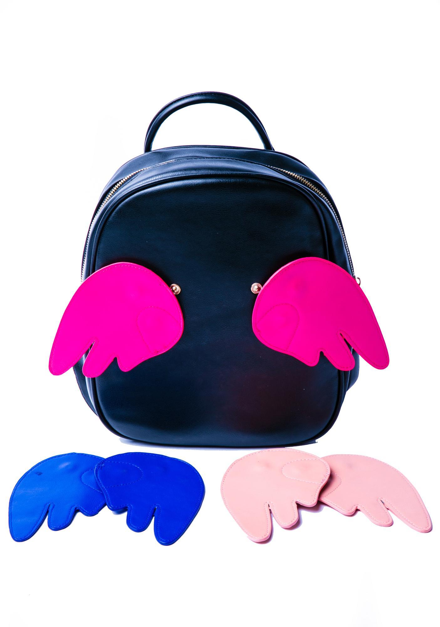 New Set Of Wings Bag