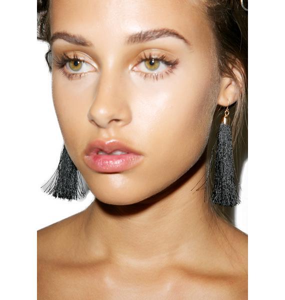 Tickle Tassel Earrings