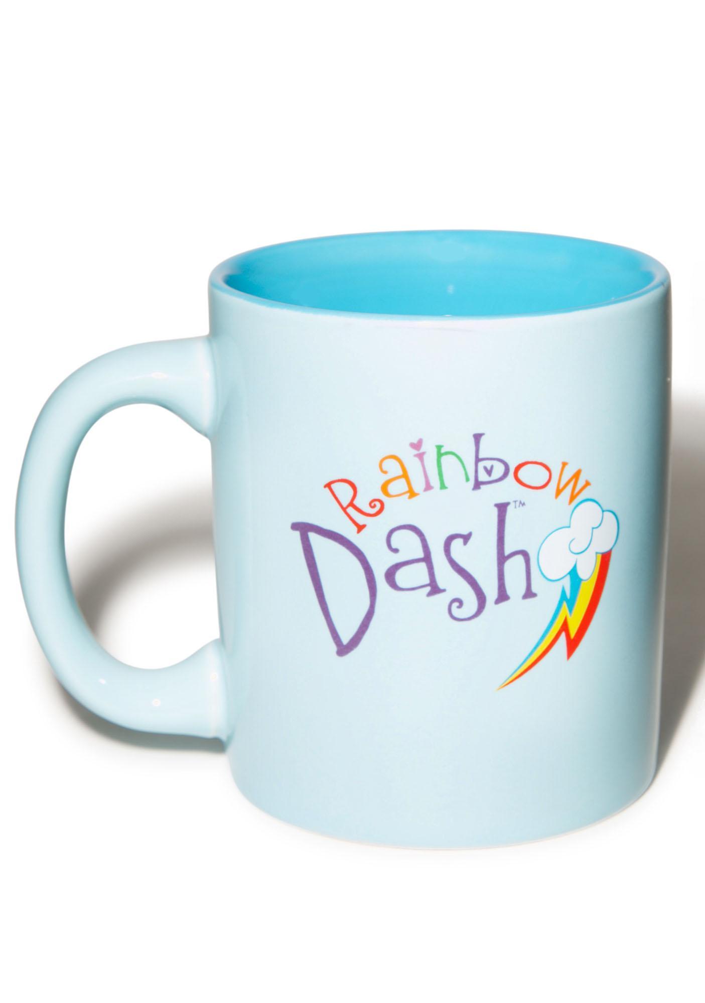Rainbow Dash Ceramic Mug
