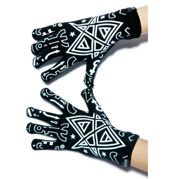 Killstar Thelema Gloves