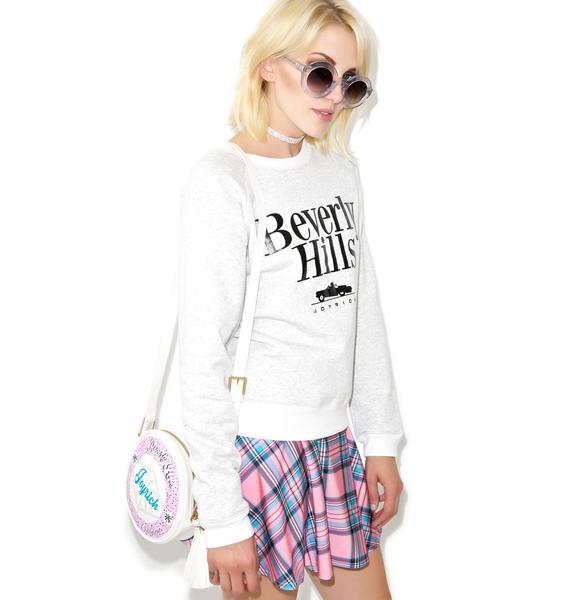 Joyrich Beverly Hills Shop Crew Neck Sweater