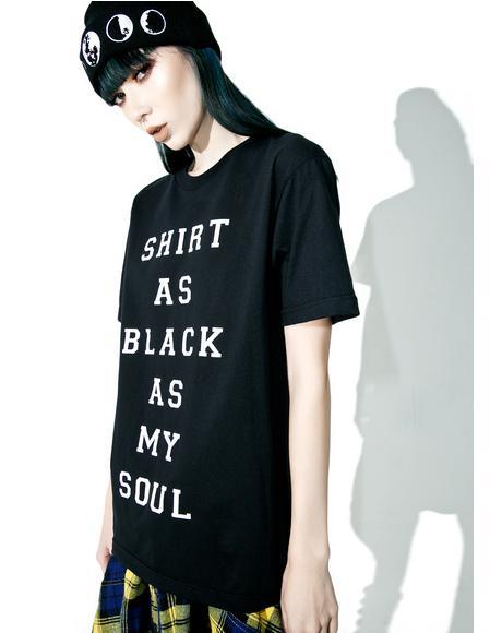 Black Soul Tee