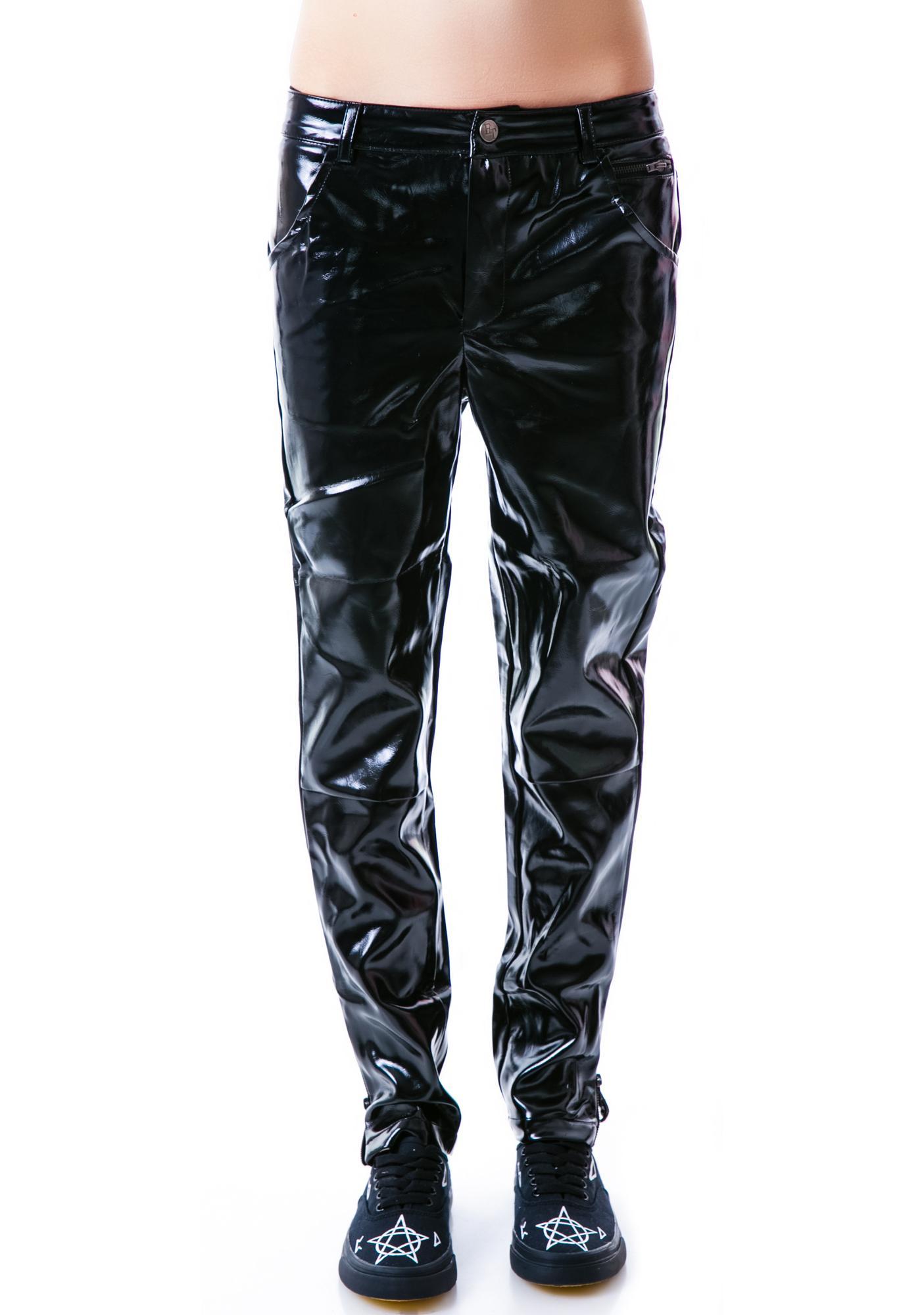 Evil Twin Deep End Crop Pants