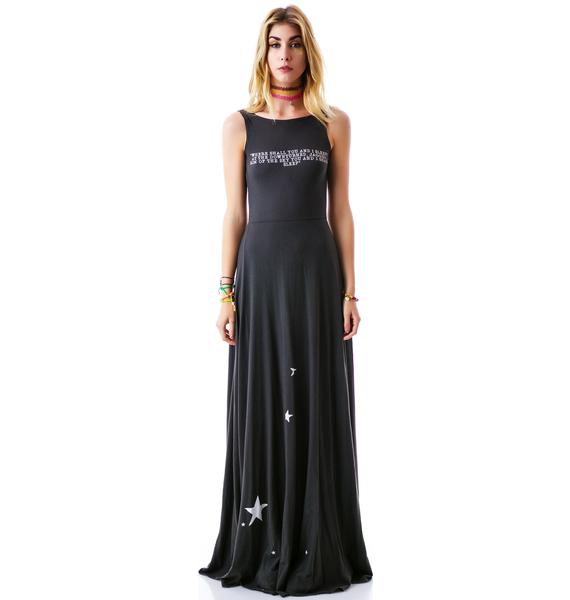 Wildfox Couture You and I Sleep Shipwrecked Maxi