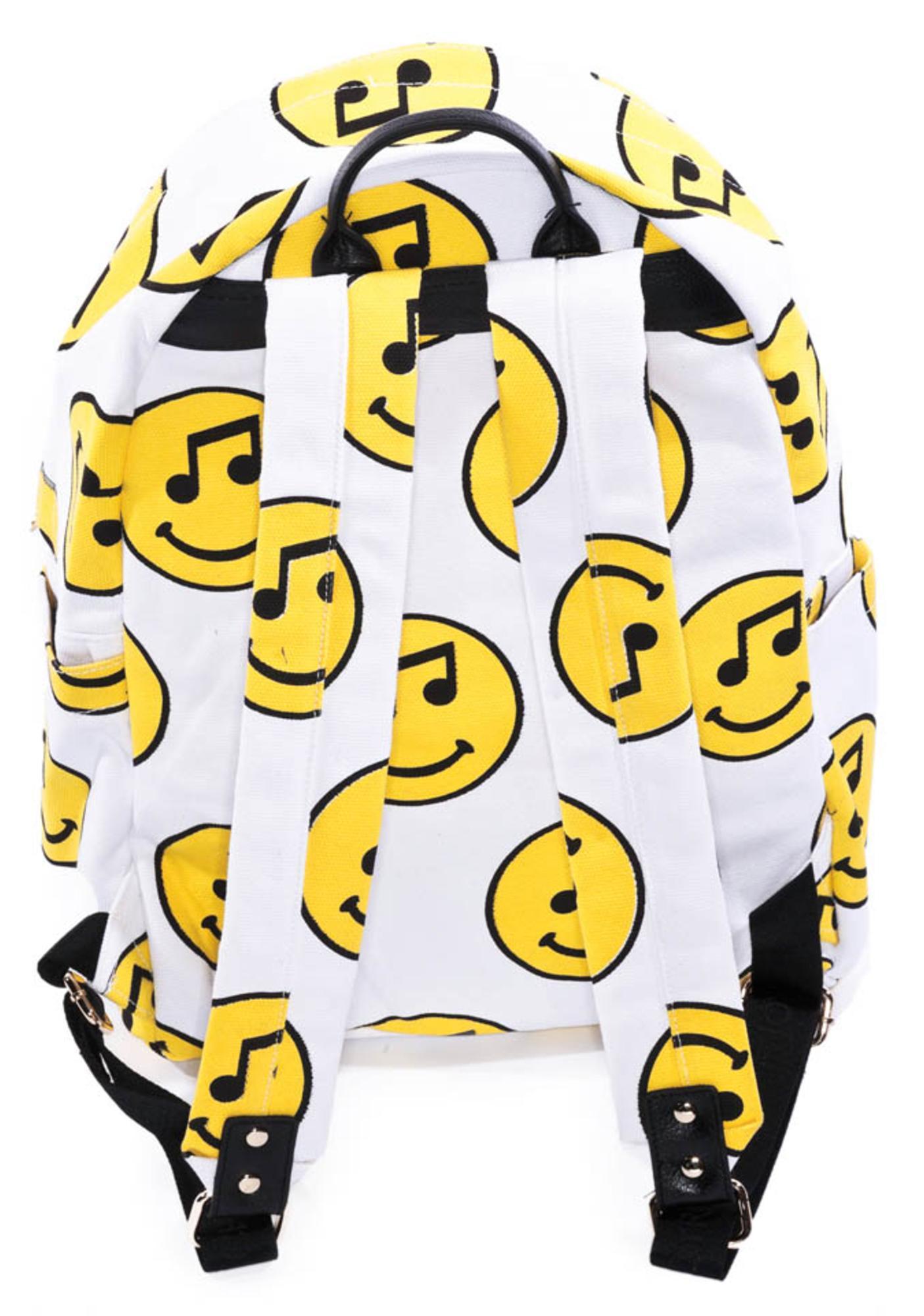 Joyrich Music Face Backpack