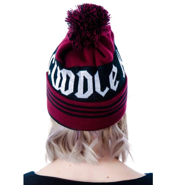 Cuddle Kittens Bobble Beanie