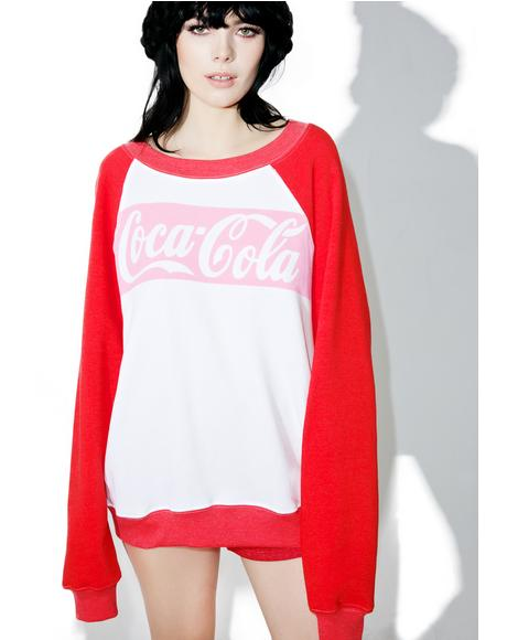 Coca-Cola Classic Sommer's Sweater