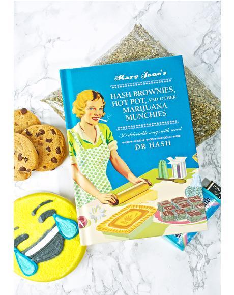 Mary Jane's Hash Brownies Book