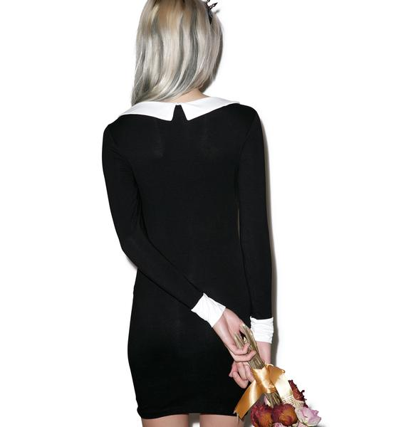 Vera's Eyecandy Graverobber Mini Dress