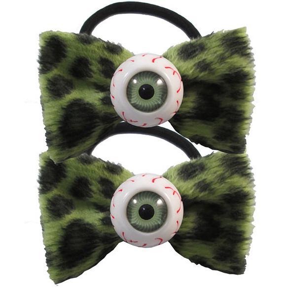 Kreepsville 666 Eyeball Hairbow Bobbles