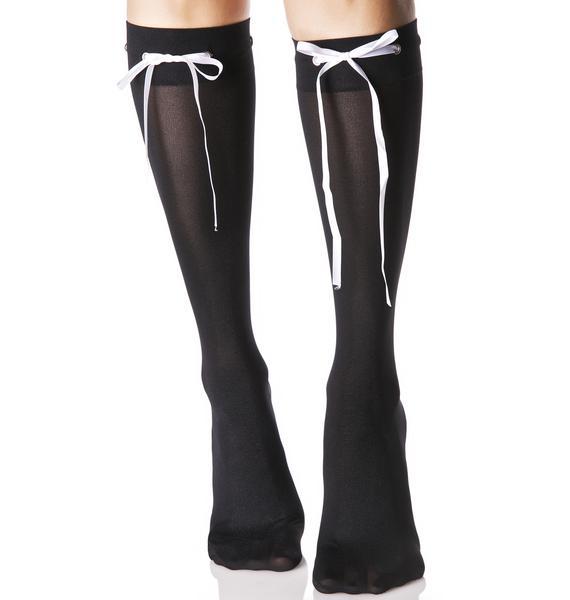 Forever Yours Knee Socks