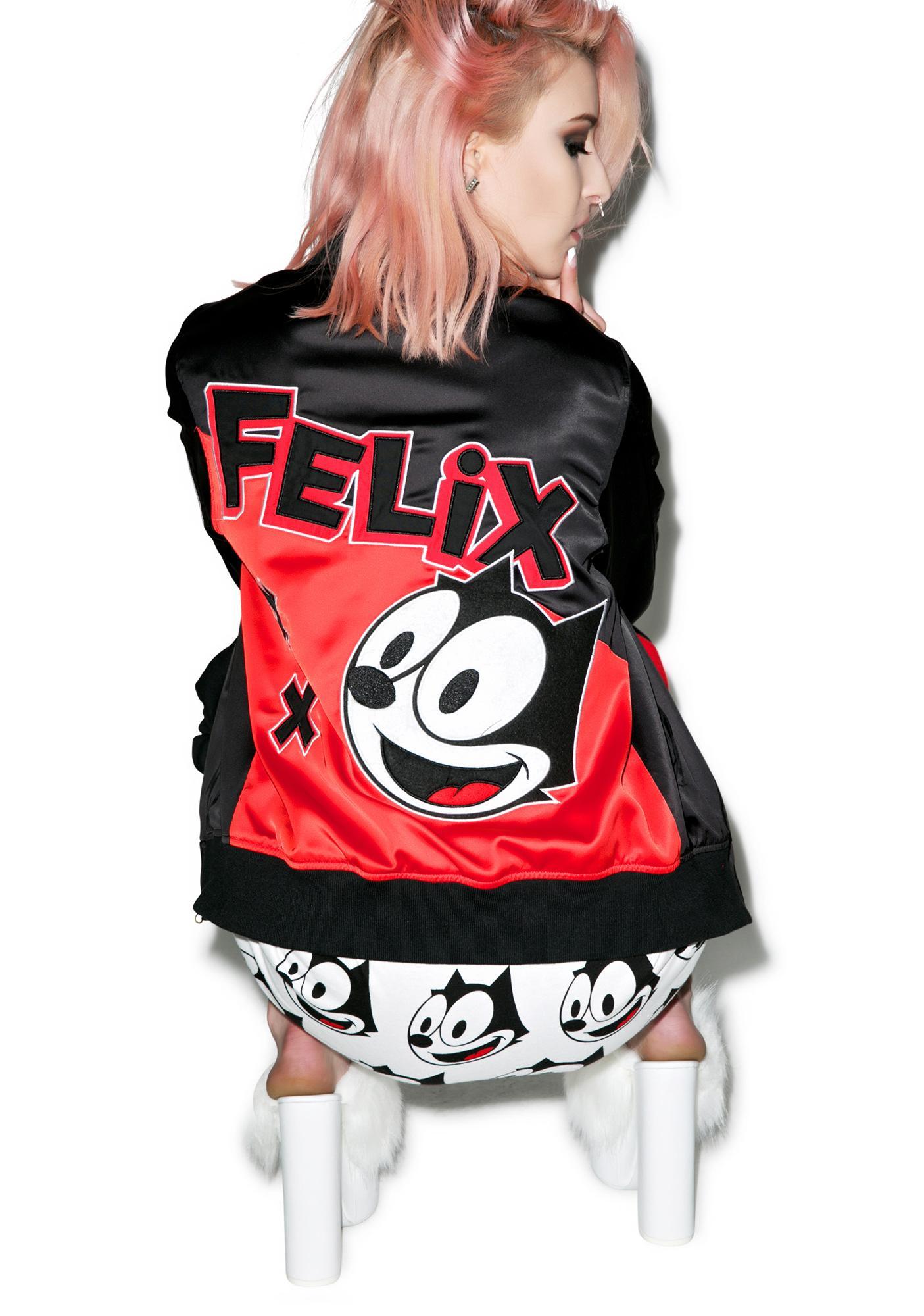 Joyrich Felix Color Block Reverse Jacket