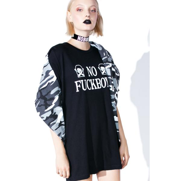 Witch Worldwide No Fuckboys T-Shirt