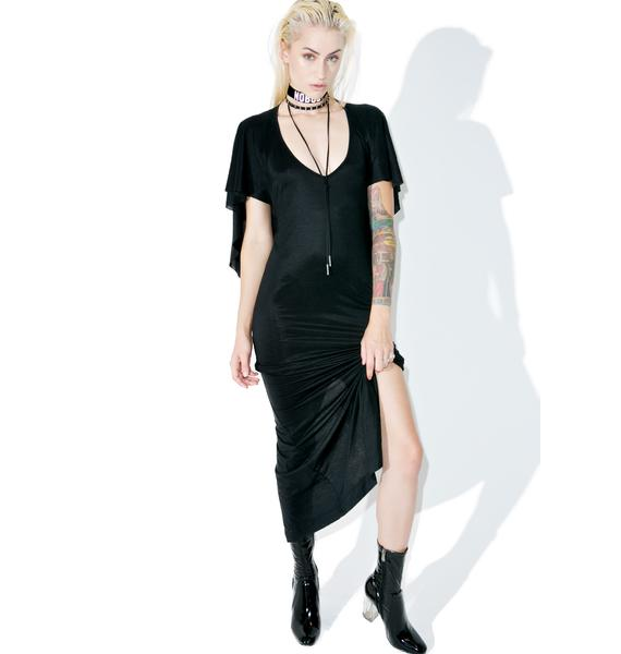 Widow Come Die With Me Dress
