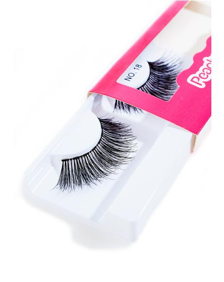 No. 18 False Lashes