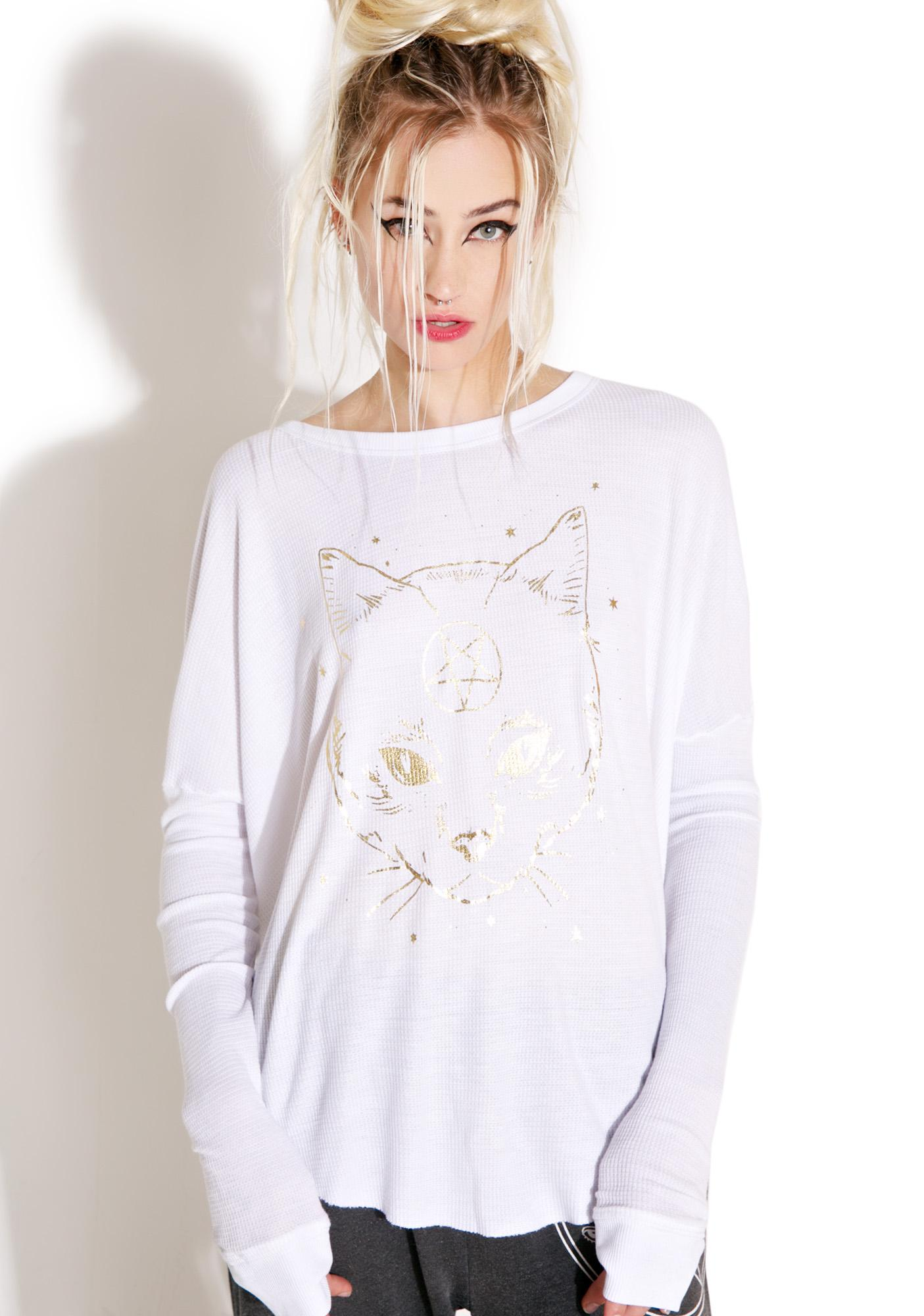 Wildfox Couture Magic Pet Perry Thermal
