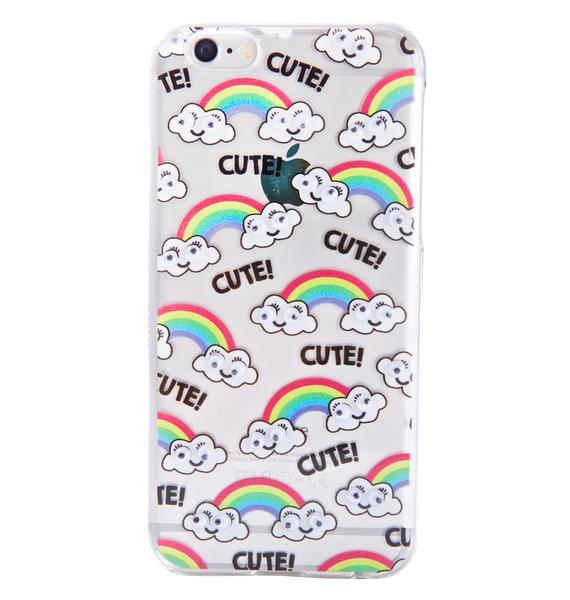 Skinnydip Googly Rainbow iPhone 6/6+ Case