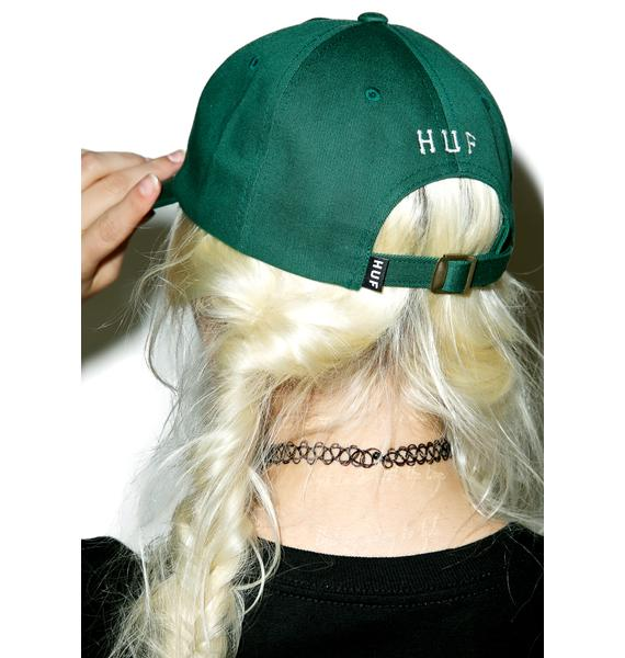 HUF Classic H Dad Hat