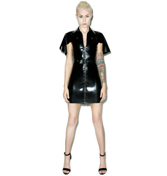 House of Etiquette Mary Capelet Dress