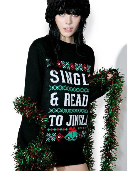 Ready To Jingle Sweater