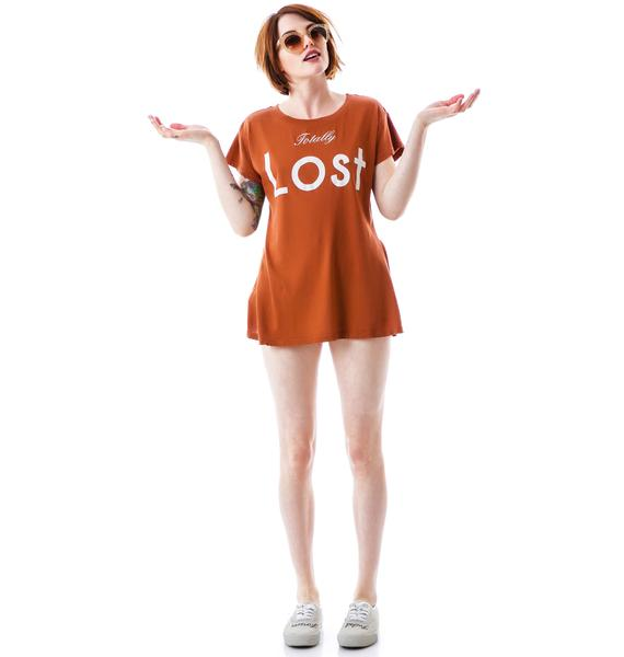 Wildfox Couture Lost Hippie Crew