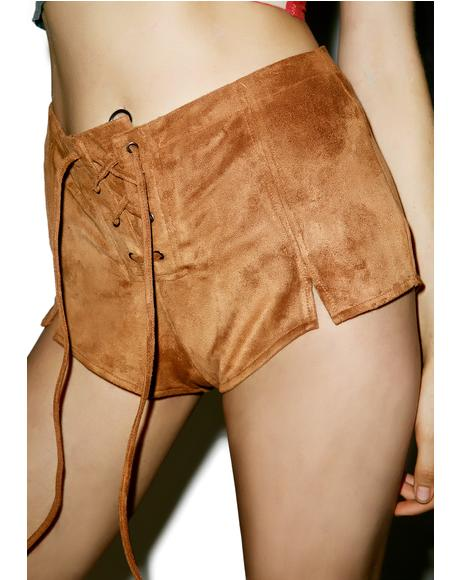 Buck Wild Hot Shorts