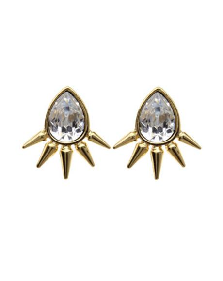 Royal Punk Earrings